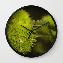 In the forest #6 Wall Clock