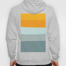 Zen Ocean Stripes Hoody