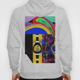 Time is always an issue Hoody