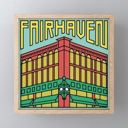 Fairhaven Framed Mini Art Print