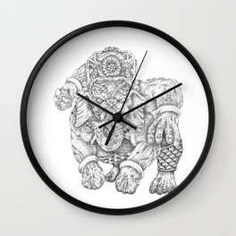 Ganulk Wall Clock
