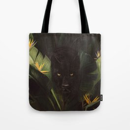 Hello Panther! Tote Bag