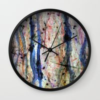 medicine Wall Clocks featuring medicine by karrenn