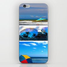 Sunglasses needed in paradise iPhone & iPod Skin