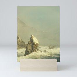 Last Rock Standing (color version) Mini Art Print