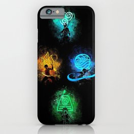 The Last Airbender  iPhone Case