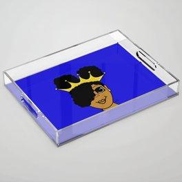 Royalty Acrylic Tray