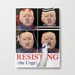 My Trump Fantasy Metal Print
