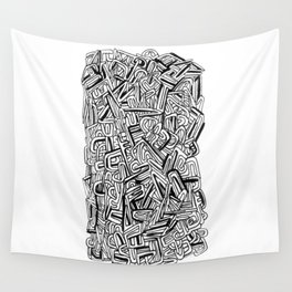 ALPHABETSOUP Wall Tapestry