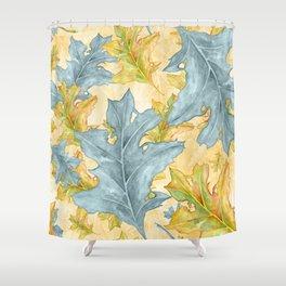 Autumn leaves #26 Shower Curtain