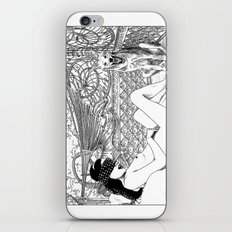 asc 416 - L'animal de compagnie (Wild pet) iPhone Skin