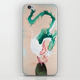 The River Spirit iPhone Skin