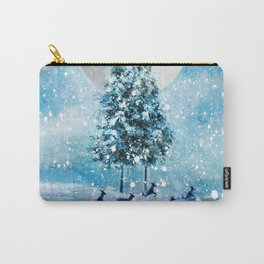 Winter Night 4 Carry-All Pouch