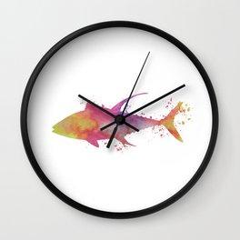 Tuna Wall Clock