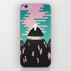 Enchanted mountains iPhone & iPod Skin