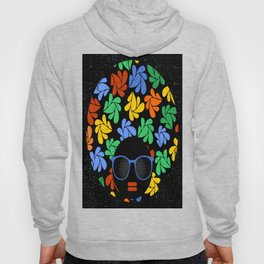 Afro Diva : Colorful Hoody