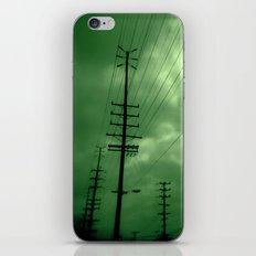 Urban Lines iPhone & iPod Skin