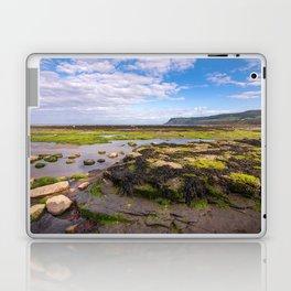 Robin Hood's Bay, North York Moors - England Laptop & iPad Skin