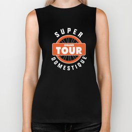 Cycling Bike Lover Grand Tours Super Domestique Biker Tank