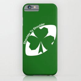 Rugby Ireland iPhone Case