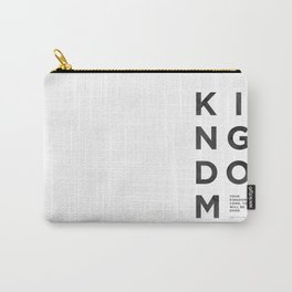 Kingdom Come - Wash Carry-All Pouch