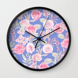 LAILA PATTERN. Wall Clock