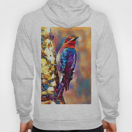 Red-Breasted Sapsucker Hoody