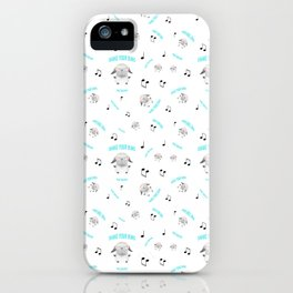 Shake Your Buns iPhone Case