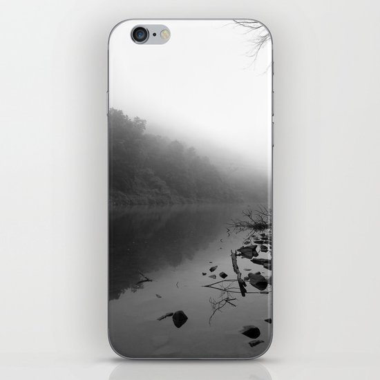 What Lies Below the Surface iPhone & iPod Skin