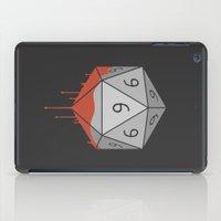 die hard iPad Cases featuring Die by John Tibbott