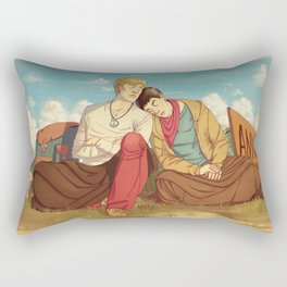 Bohemians Rectangular Pillow