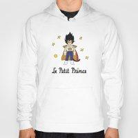 le petit prince Hoodies featuring Le Petit Prince by Aldo Cervantes Saldaña