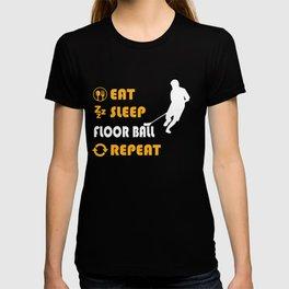Floor Ball - gift for men and women T-shirt