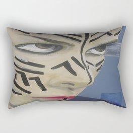 Like a India Rectangular Pillow
