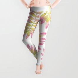 Tropical Palm Leaf 03 Leggings