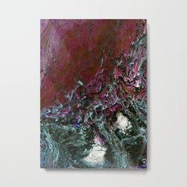 Purple Drank Metal Print