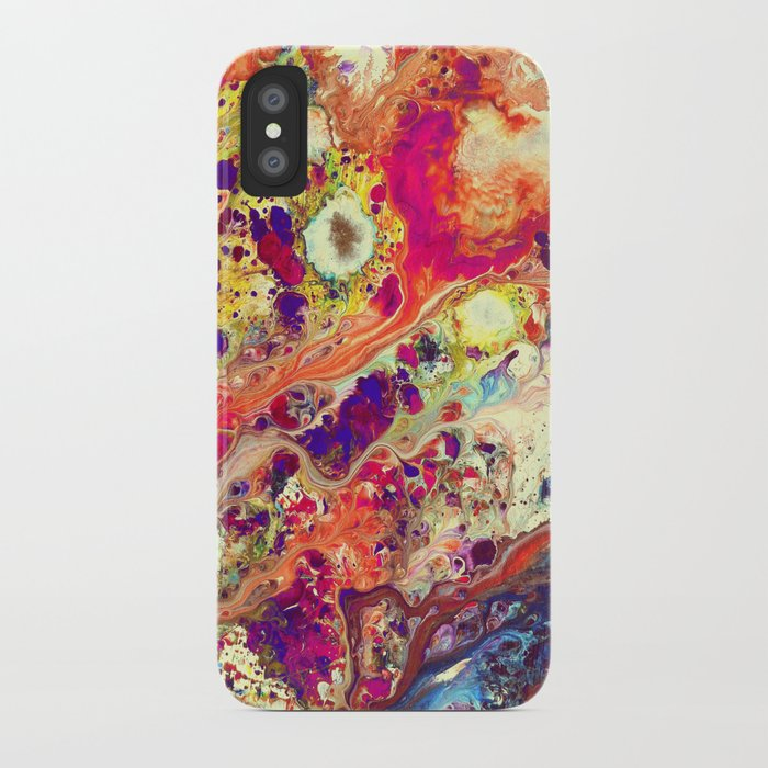Rivulet iPhone Case
