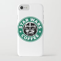 starwars iPhone & iPod Cases featuring StarWars Coffee by Unicity