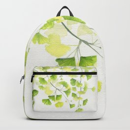 Ginkgo Watercolor  Backpack