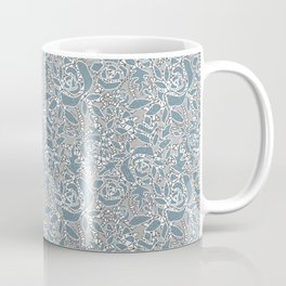 Floral lace Coffee Mug