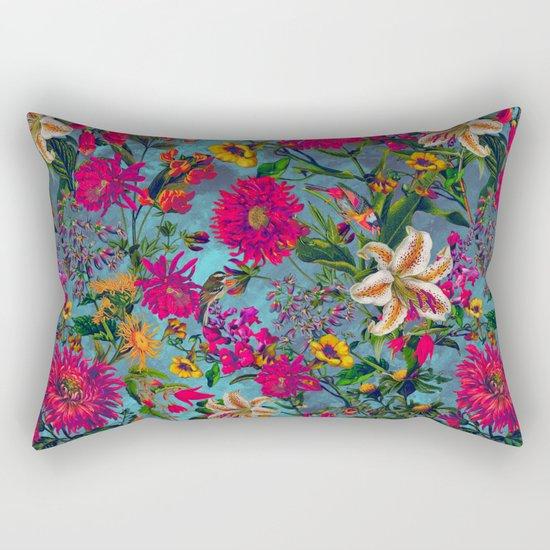SUMMER GARDEN II Rectangular Pillow