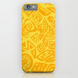 Prints from home iPhone Case
