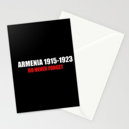 Commemoration Armenia 1915 Stationery Cards