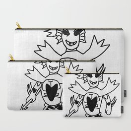 The True Hero Carry-All Pouch