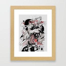 Ngaov Framed Art Print