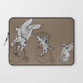 Steam Punk Pets Laptop Sleeve