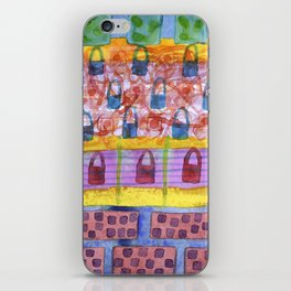 Dreaming of a New Handbag   iPhone Skin