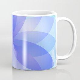 Abstract Lotus Flower G303 Coffee Mug