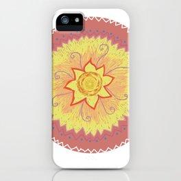 Mandala Art iPhone Case