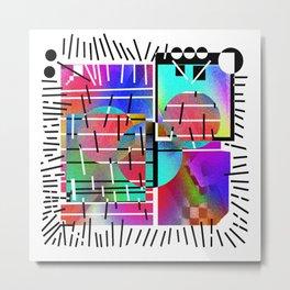 Rainbow 19 Metal Print